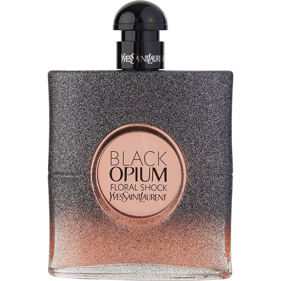 Black Opium Floral Shock Perfume Yves Saint Laurent for Women