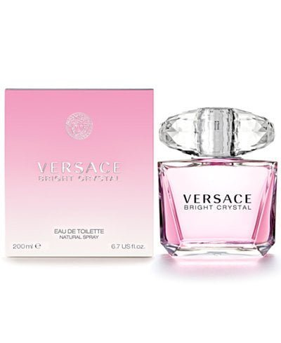 Bright Crystal Perfume Versace for Women