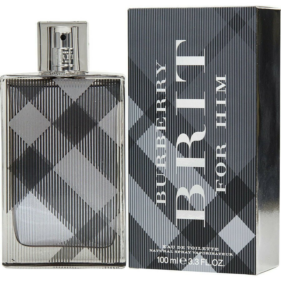 Burberry Brit Cologne Sample By Burberry For Men