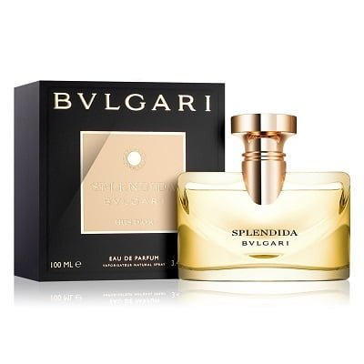 Splendida Iris d'Or Perfume Sample Bvlgari for Women