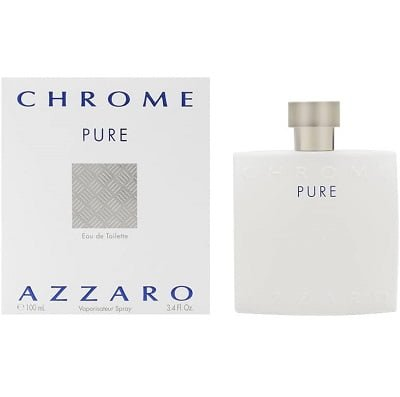 Chrome Pure Cologne Sample Azzaro for Men