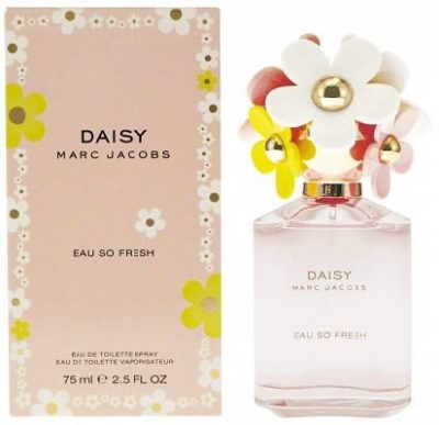 Daisy Kiss Perfume Sample Marc Jacobs for Women
