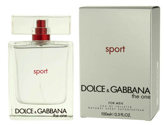 dolce and gabanna the one sport