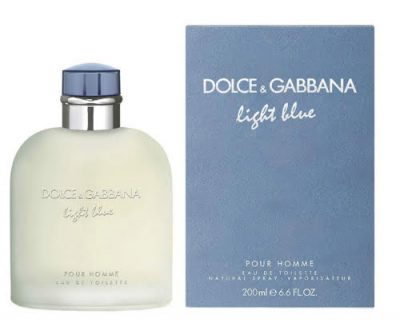 light blue by dolce and gabanna cologne sample for men
