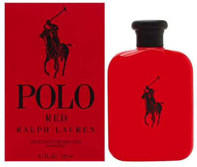 polo red by ralph lauren Cologne Sample