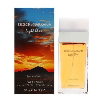 Light Blue Sunset in Salina Dolce & Gabbana for Women