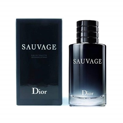 Sauvage Cologne Sample Christian Dior for Men