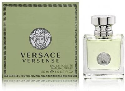 Versense Perfume Sample Versace for Women