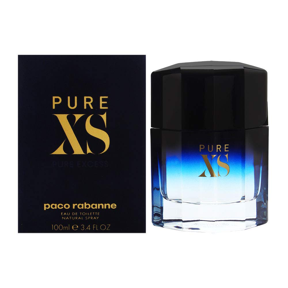 Paco Rabanne Pure Xs Cologne Sample By Paco Rabanne For Men